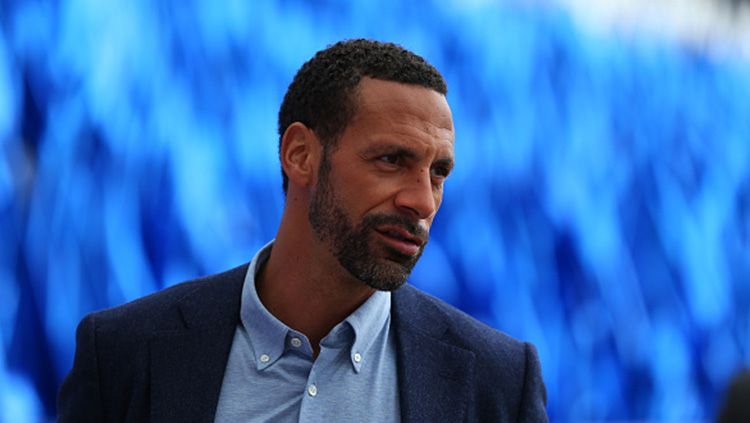 Legenda Manchester United, Rio Ferdinand. Copyright: © getty images