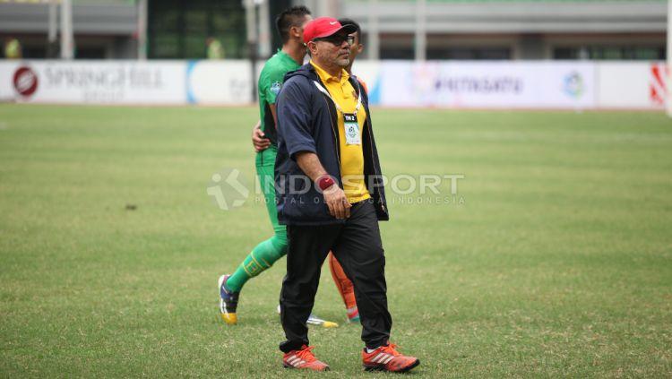 Mantan pelatih Borneo FC, Iwan Setiawan. Herry Ibrahim/INDOSPORT Copyright: © Herry Ibrahim/INDOSPORT