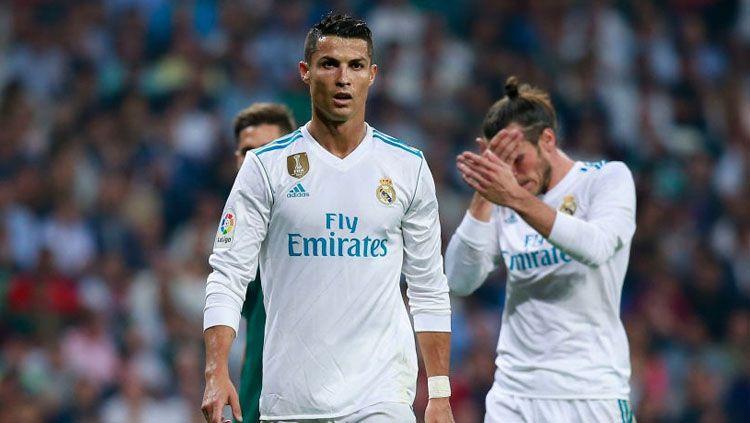 Real Madrid v Real Betis Copyright: © Indosport.com