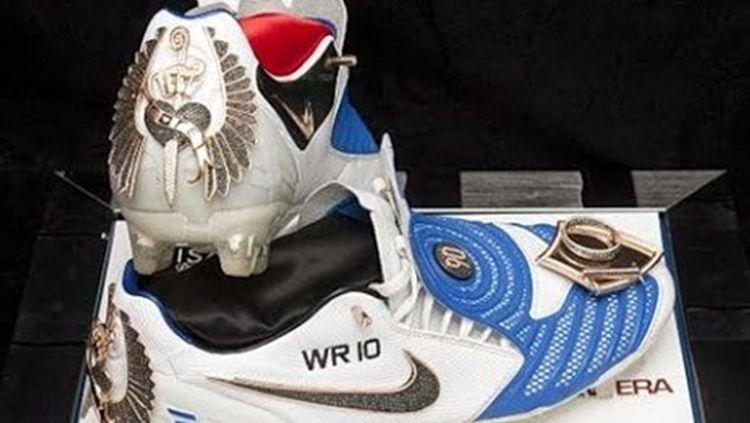 Sepatu Nike Total 90 Laser II Wayne Rooney Copyright C Youtube