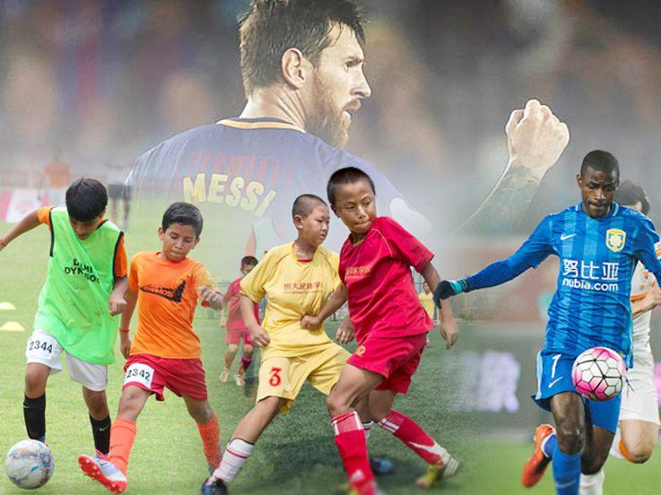 Berpotensi Lahirkan Messi, Pembinaan Hambat Asa Asia