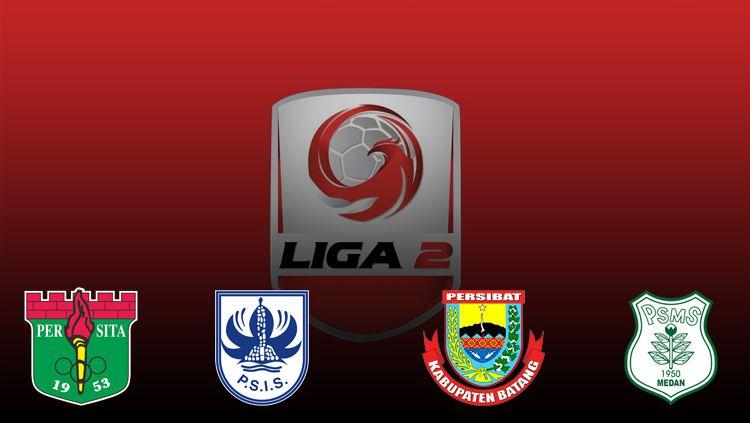 Liga 2. Copyright: © INTERNET