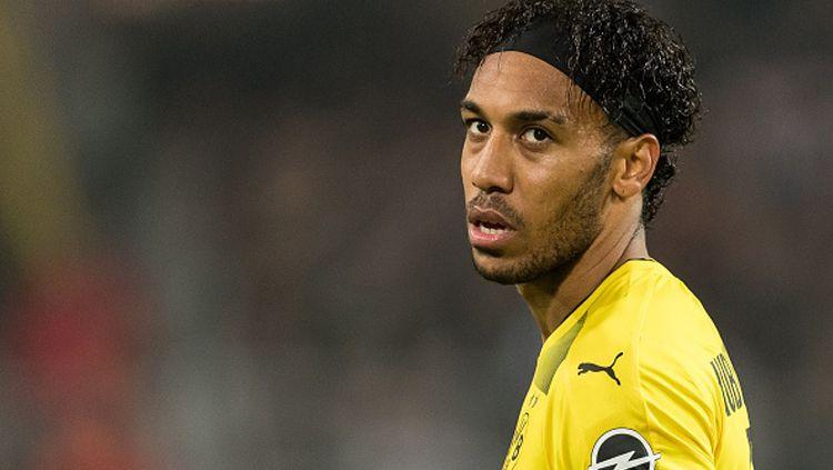 Pierre-Emerick Aubameyang, striker Borussia Dortmund. Copyright: © getty images