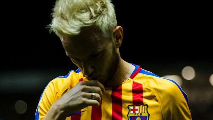 Bintang Barcelona, Ivan Rakitic. Copyright: © getty images