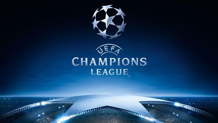 Logo Liga Champions. Copyright: © Grafis: Tim/Indosport.com