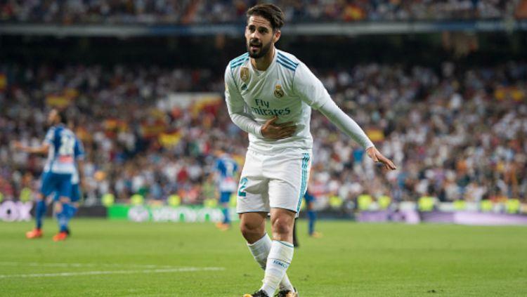 Manchester City percepat langkah mereka demi mendapatkan Isco dari Real Madrid sebelum Juventus. Copyright: © INDOSPORT