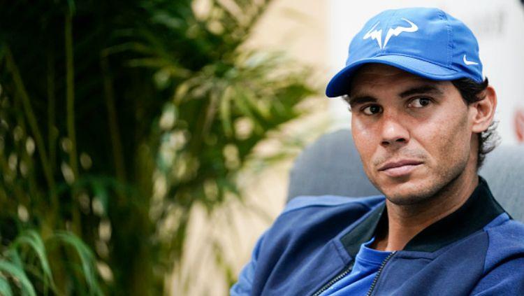 Rafael Nadal. Copyright: © INDOSPORT