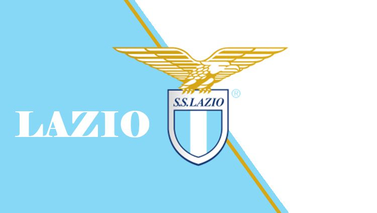 Logo Lazio. Copyright: © Grafis: Eli Suhaeli/INDOSPORT