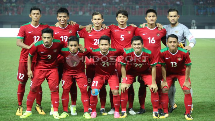 Timnas Indonesia Ramaikan Turnamen Tsunami Cup 2018  INDOSPORT