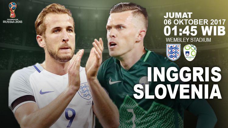 Prediksi Inggris vs Slovenia. Copyright: © Grafis: Eli Suhaeli/INDOSPORT