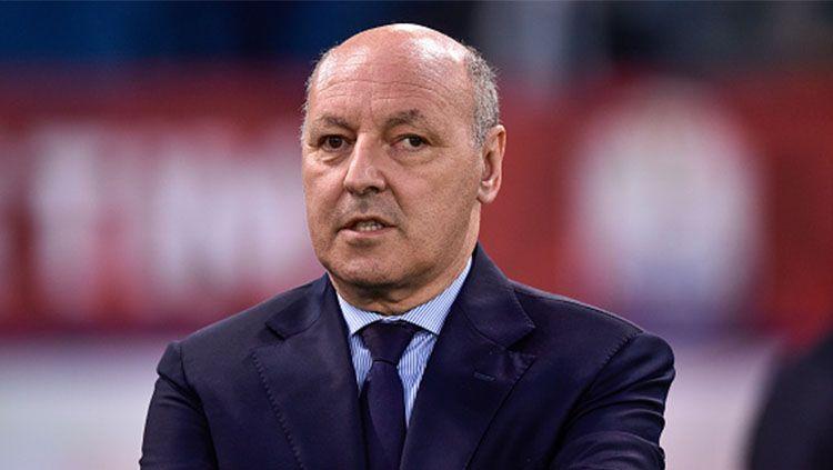 CEO Inter Milan, Giuseppe Marotta. Copyright: © INDOSPORT