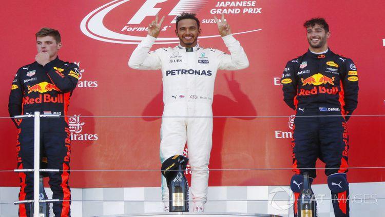 Berikut link live streaming Formula 1 (F1) GP Prancis 2021 di Sirkuit Spa-Francorchamps pada Minggu (20/06/21). Copyright: © INDOSPORT