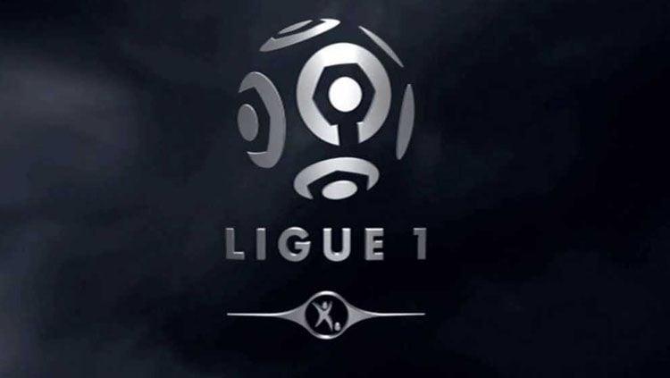 Logo Ligue 1 Prancis. Copyright: © Sportzwiki