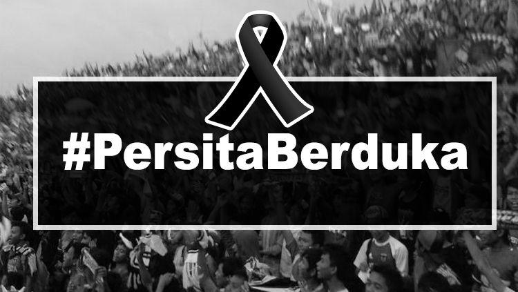 Suporter Persita Tangerang meninggal dunia hari ini usai bentrok dengan suporter PSMS Medan yang merupakan TNI. Copyright: © Grafis: Eli Suhaeli/INDOSPORT