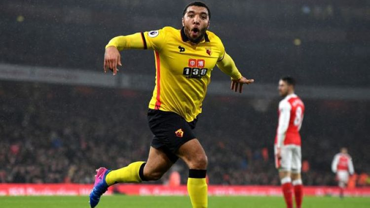 Troy Deeney (Watford). Copyright: © Mike Hewitt/Getty Images