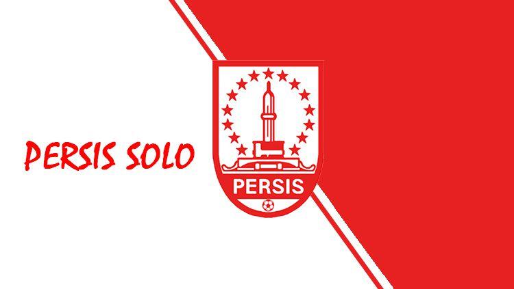 Logo Persis Solo. Copyright: © Grafis: Eli Suhaeli/INDOSPORT