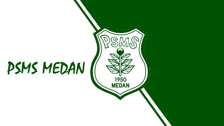 Logo PSMS Medan. Copyright: © Grafis: Eli Suhaeli/INDOSPORT