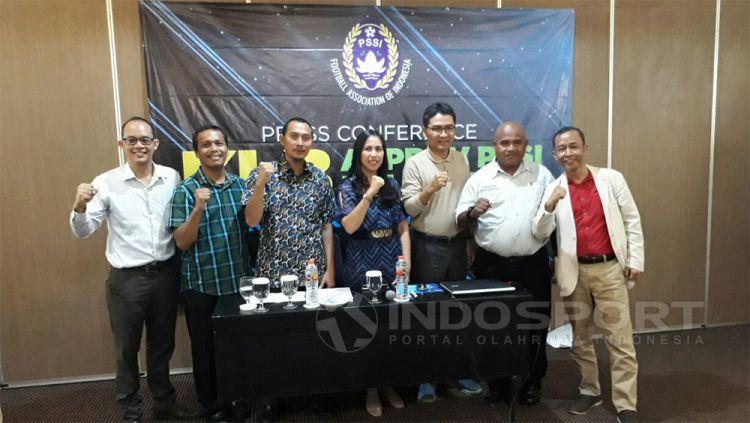 Jelang KLB Asprov PSSI DKI Jakarta Copyright: © Zainal Hasan/Indosport.com