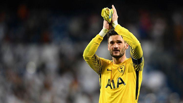 Kiper Tottenham Hotspur, Hugo Lloris. Copyright: © INDOSPORT