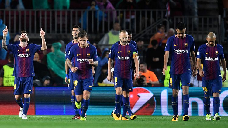 Barcelona Copyright: © INDOSPORT