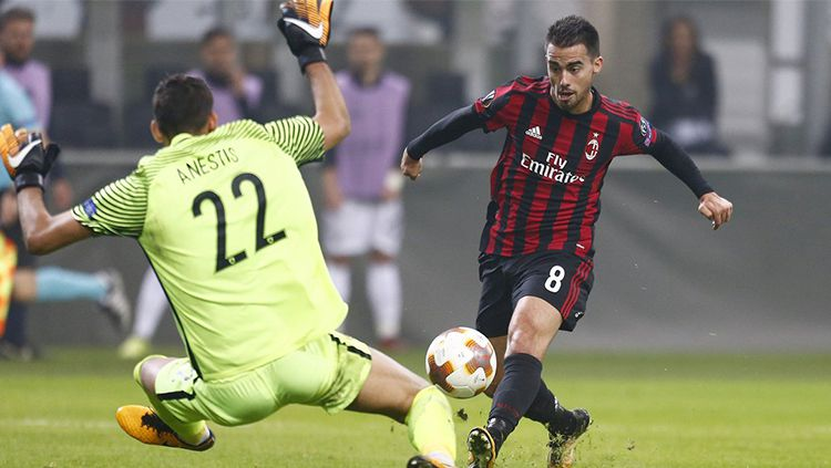 AC Milan 0-0 AEK Athens Copyright: © @acmilan