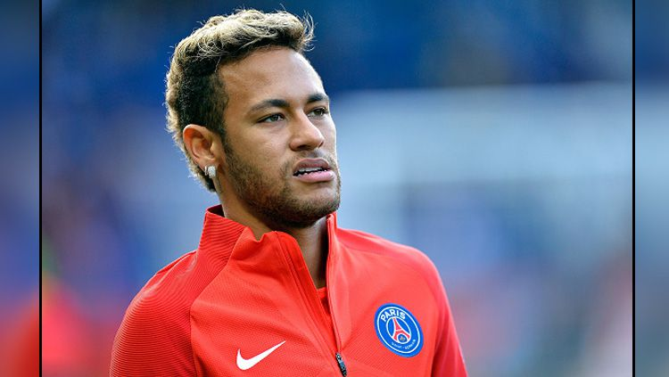 Neymar Jr, pemain megabintang PSG. Copyright: © INDOSPORT