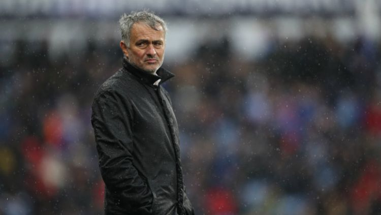Jose Mourinho. Copyright: © INDOSPORT