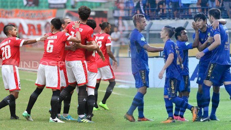 Persija Jakarta vs Persib Bandung Copyright: © Indosport.com