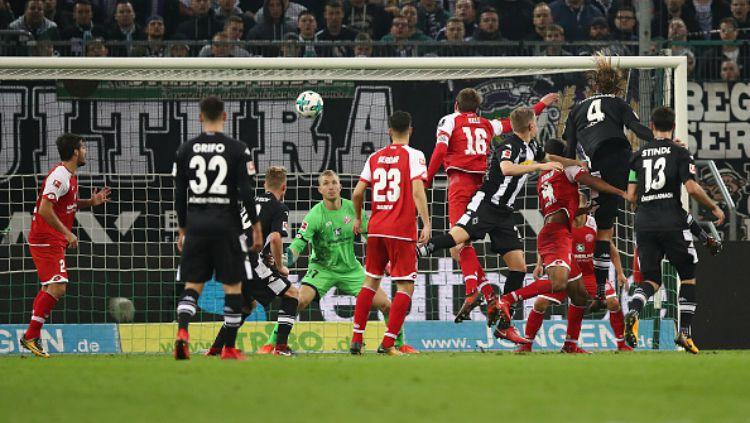 Borussia Monchengladbach vs Mainz 05. Copyright: © Getty Images