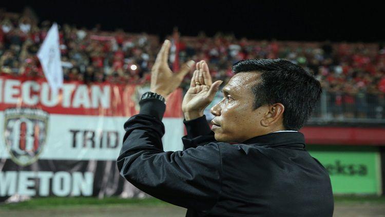 Coach Widodo Cahyono Putro Copyright: © Internet