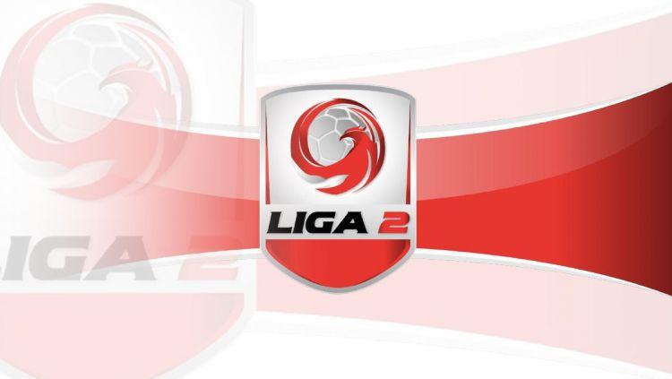 Logo Liga 2. Copyright: © INDOSPORT