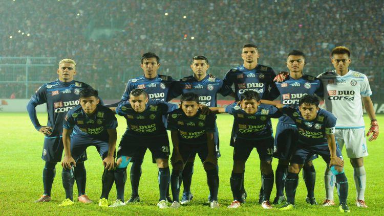 Skuat Arema FC akan dirombak untuk musim baru kompetisi mendatang. Copyright: © Football Tribe