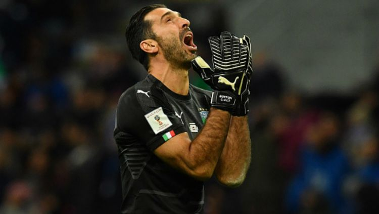 Kiper Juventus, Gianluigi Buffon. Copyright: © Getty Images