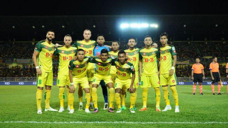 Selebrasi Andik Vermansah. Copyright: © Selangor FA