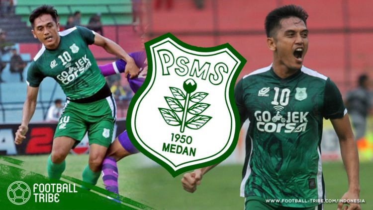 PSMS Medan. Copyright: © football-tribe