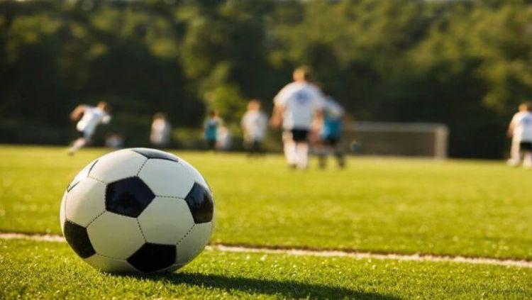 Ilustrasi sepakbola. Copyright: © -