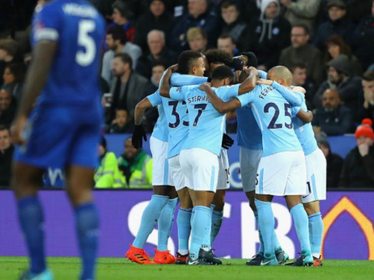 Leicester 0-2 Man City: Kokoh di Puncak Klasemen!