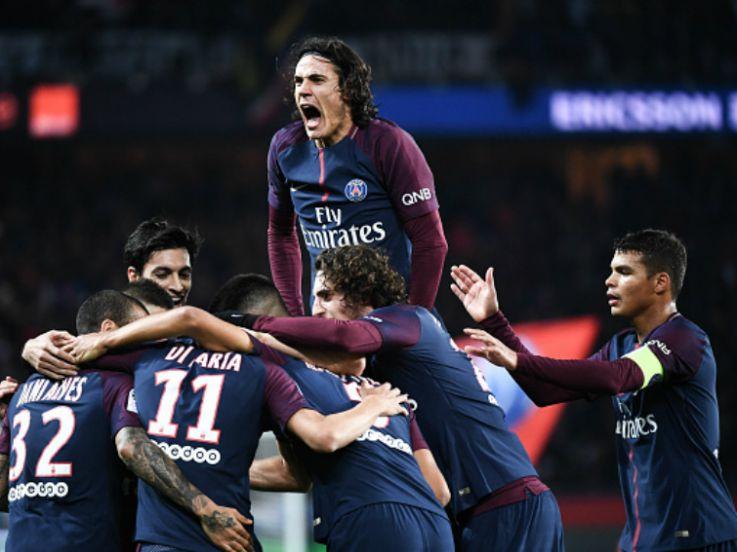 PSG 4-1 Nantes: Cavani Terus Tambah Rekor Gol!