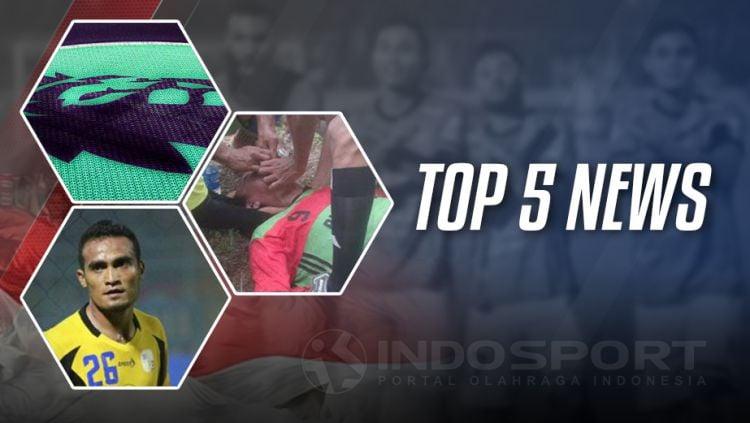 Top 5 News Copyright: © INDOSPORT