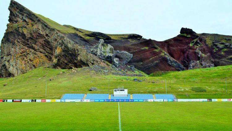 Lapangan Sepakbola di Islandia. Copyright: © Marc Boal/Sport Vice