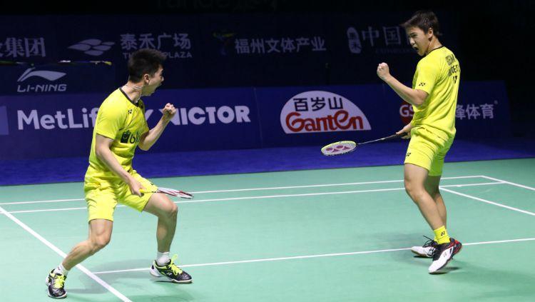 3 hal yang bisa gagalkan Kevin/Marcus meraih gelar juara perdana di China Open 2019. Copyright: © Humas PBSI