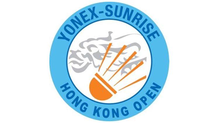 Logo Hongkong Open. Copyright: © bwfworldsuperseries.com