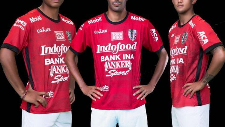 Jersey Bali United Untuk Liga 1 tahun 2017 Copyright: © Google