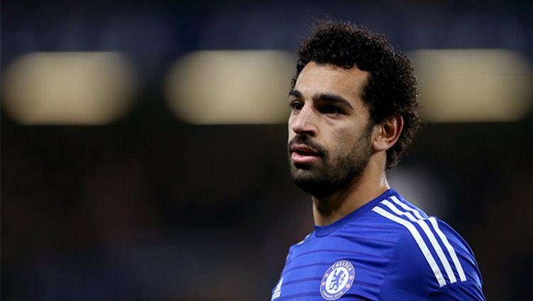Mohamed Salah saat masih membela Chelsea. Copyright: © INDOSPORT
