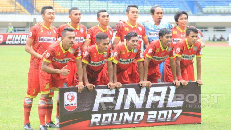 Skuat Martapura Copyright: © Arif Rahman/Indosport.com