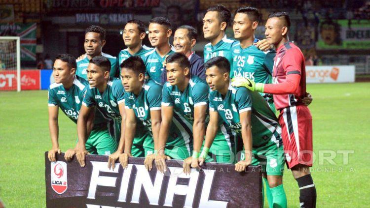 PSMS Medan vs Persebaya Surabaya Copyright: © Arif Rahman/Indosport.com