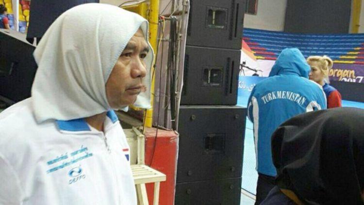 Pelatih Kabaddi Thailand. Copyright: © Twitter