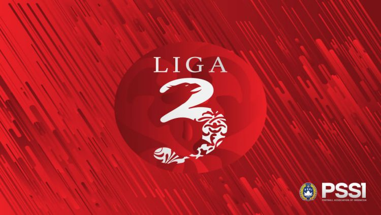 Logo Liga 3 Copyright: © PSSI