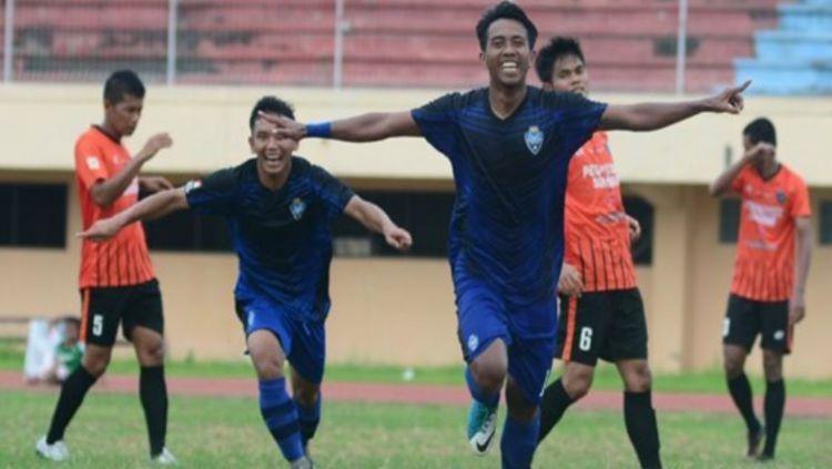 Maung Anom vs PES Pessel Liga 3 2017 Copyright: © PSSI.ORG
