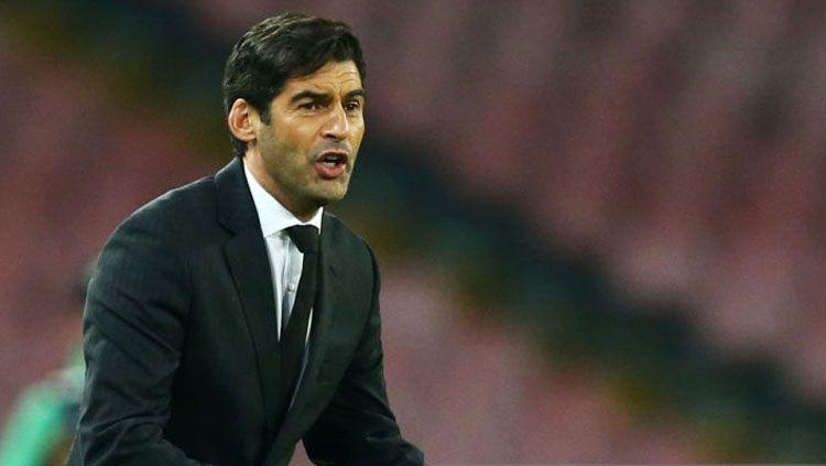 Paulo Fonseca tinggal selangkah lagi menjadi manajer anyar Tottenham Hotspur. Berikut 3 bintang AS Roma yang bisa ia bawa ke klub barunya tersebut. Copyright: © INDOSPORT